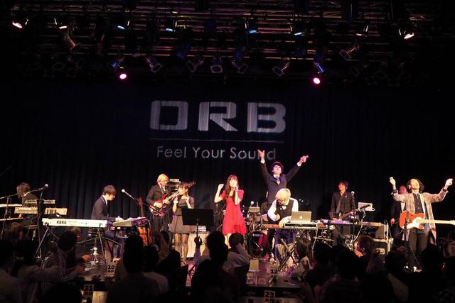 TECHNOBOYSとfhánaによる合同ライブがビルボードライブ大阪にて開催! 愛と笑いがあふれるステージに音は響く