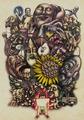 TVアニメ「闇芝居」、第3期が2016年1月にスタート!  都市伝説を引き起こす100体超の不気味キャラが登場
