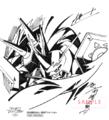 アニメ映画「デジモンアドベンチャー tri.」、第1章の来場者特典が決定! ミニ色紙など週替わりで全10種