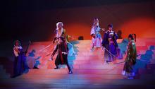 ミュージカル『刀剣乱舞』トライアル公演、1部は源義経と今剣の物語、2部はアイドルさながらのライブ! ゲネプロ観劇レポート