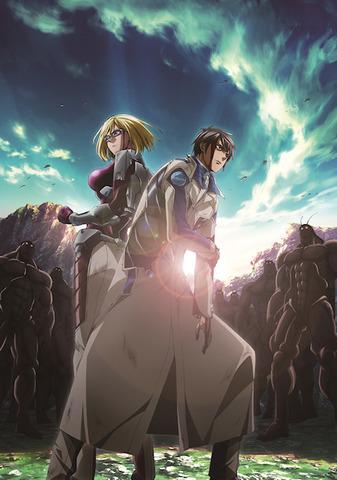 TVアニメ「テラフォーマーズ」、第2期が2016年4月にスタート! 主要スタッフを大幅に変更