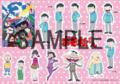 "TVアニメ「おそ松さん」、""第一松""の特典を公開! ナンジャタウンでは限定描き下ろしグッズも"