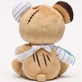 ガルパン、ボコられグマ「ボコ」のリアルぬいぐるみが発売! ケンカっぱやいけど弱いからケガが絶えないクマ