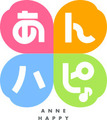 「あんハピ♪」、2016春にTVアニメ化! 大沼心×SILVER LINK.が不幸少女たちの学園コメディを描く