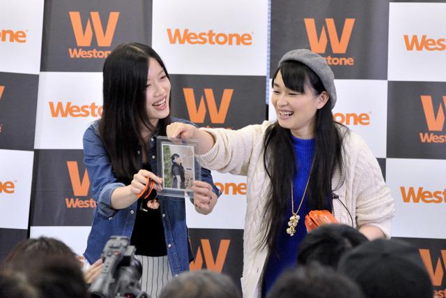 今井麻美&原由実が「秋のヘッドフォン祭2015」に登場!