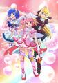 冬アニメ「ナースウィッチ小麦ちゃんR」、OPテーマはメインキャスト3名が担当! 日本テレビなどで2016年1月10日から