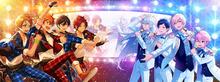 男子高校生アイドル育成ゲーム「あんさんぶるスターズ!」、TVアニメ化決定! 2016年6月には舞台も