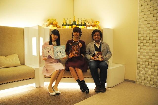 たまゆら完結編「卒業写真」、最終話となる第4部のED主題歌は坂本真綾「卒業写真」! 松任谷由実の名曲をカバー
