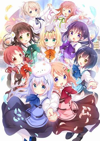 「2015秋アニメOPテーマ人気投票」、結果発表! 1位は1000票超えの「ごちうさ」、2位は「おそ松さん」、3位は「スタミュ」