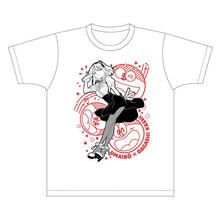 駄菓子アニメ「だがしかし」、うまい棒とコラボ! 枝垂ほたると「うまえもん」がコラボTシャツで共演
