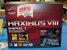 ゲーミング仕様のMini-ITXマザー「MAXIMUS VIII IMPACT」がASUSから!