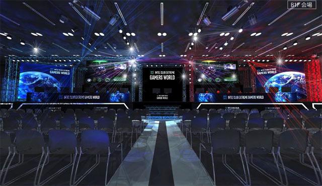 Intelのゲームイベント「Intel CLUB EXTREME GAMERS WORLD」が12月12日(土)~13日(日)に開催!