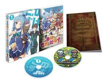 冬アニメ「この素晴らしい世界に祝福を!」、BD/DVD第1巻にPCゲームが付属! tachiがRPGツクールで制作したコメディRPG