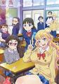 冬アニメ「おしえて! ギャル子ちゃん」、BDは全2巻でリリース! 特典にはドラマCDや動画ラジオ