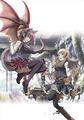 TVアニメ「神撃のバハムート マナリアフレンズ」、4月にスタート! キービジュアルやスタッフも発表