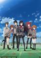 美少女ゲーム制作アニメ「少女たちは荒野を目指す」、2月5日に特番を配信! BD/DVDの特典はPCゲーム応募券やドラマCD