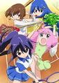 「ショートアニメ人気投票」、投票受付中! 「てーきゅう」が首位を独走、2番手には「ヤマノススメ」