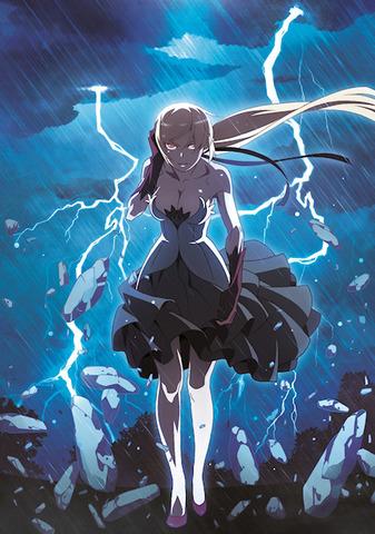 アニメ映画「傷物語」、第2部のティザービジュアルが解禁に! 第1部についての声優コメントも