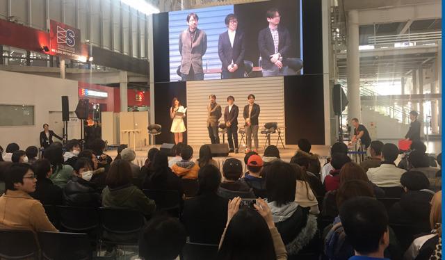 「新劇場版 頭文字D」、MEGA WEBコラボイベントレポート! 監督:「一番好きなキャラクターは池谷先輩」