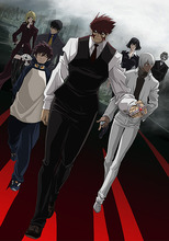 TVアニメ「血界戦線」、新作アニメDVDを同梱した初の公式ファンブックを発売! 「王様のレストランの王様」をアニメ化