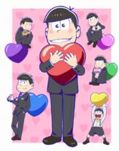 「おそ松さん」、バレンタイン企画「LOVE松さん」などコラボイベント各種の詳細を発表! ニートな6つ子たちの職業体験も決定