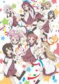 ベスト百合アニメ人気投票、「桜Trick」と「ゆるゆり」の一騎打ち状態に! 3番手「マリみて」以下を大きく引き離す