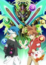 TVアニメ「パズドラクロス」、7月からテレビ東京の月曜夕方枠でスタート! 7月発売の3DS「パズドラクロス」をアニメ化
