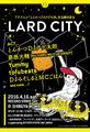 春アニメ「とんかつDJアゲ太郎」、劇中のクラブイベント「LARD CITY」をリアルで再現! 4月16日に渋谷で開催
