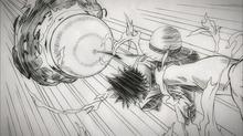 アニメ映画「ONE PIECE FILM GOLD」、TOHOシネマズとのコラボ映像を発表! 原作者が絵コンテ段階からチェックした力作