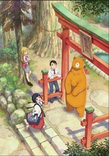 春アニメ「くまみこ」、キービジュアル第2弾を公開! ED主題歌「KUMAMIKO DANCING」入りのPV第2弾も