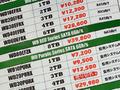 ヘリウムガス入りのNAS向け8TB HDD「WD80EFZX」がWestern Digitalから! 実売39,800円(税込)