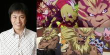 アニメ映画「デジモンアドベンチャー tri.」、レオモン役・平田広明からのコメントが到着! 「渋すぎると言われてしまって…」