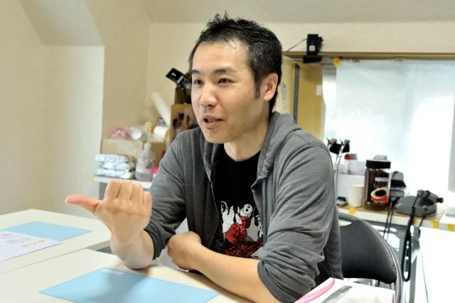 ホビー業界インサイド第9回:フィギュア教室を開催して学んだ、本当に楽しい造形とは? フィギュア原型師 大西孝治、インタビュー!