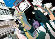 志倉千代丸「オカルティック・ナイン」、2016年内にTVアニメ化! 主人公はオカルト板まとめ系アフィブログ管理人の高校生