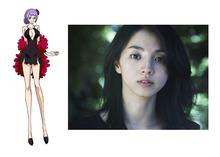 アニメ映画「ONE PIECE FILM GOLD」、北大路欣也などゲスト声優を発表! 元Folder5・満島ひかりが歌姫役で凱旋