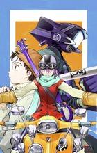 伝説的OVA「フリクリ」、Production I.Gが続編を制作! 鶴巻和哉はスーパーバイザー、総監督には本広克行