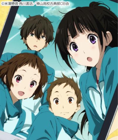 「京アニ作品で一番好きなTVアニメは?」、投票結果発表! 1位はダントツで「氷菓」、2位は人生を描いた「CLANNAD」第2期