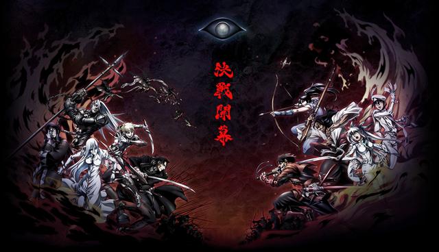 TVアニメ「ドリフターズ」、フッズ制作で2016年内にスタート! 「HELLSING」の平野耕太による歴史ファンタジー