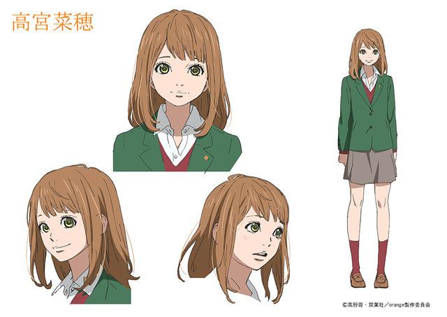 夏アニメ「orange」、花澤香菜など女性キャストを発表! PV第1弾も