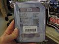 ビデオ監視システム向けHDDの8TBモデル「WD80PUZX」がWestern Digitalから!