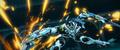 アニメ映画「劇場版『牙狼〈GARO〉-DIVINE FLAME-』」、新ビジュアル公開! レオンの弟・ロベルトに富田美憂