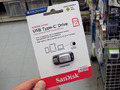Type-Cコネクタ搭載のUSB 3.1メモリSanDisk「ULTRA USB TYPE-C FLASH DRIVE」に128GBモデルが登場!