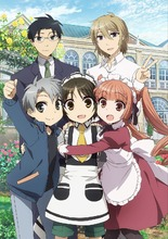 春アニメ「少年メイド」、BD第1巻特典にアクリルフィギュアスタンド! キャスト出演イベント、衣装デザインコンテストも