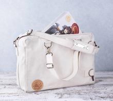 艦これ、本格派の帆布鞄がタカラトミーアーツから! 職人による手作りで、720通りのカスタマイズが可能
