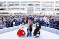 TVアニメ「マクロスΔ」、歌姫ユニット「ワルキューレ」の1stアルバム発売決定! デビューシングル発売記念イベントレポート