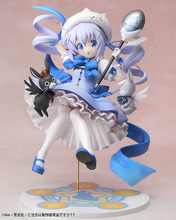 TVアニメ「ご注文はうさぎですか??」、魔法少女チノの1/7フィギュアが登場! 5月7日から予約受付、完全受注生産