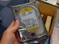 Western Digitalのエンタープライズ向けHDD「WD Re」シリーズが販売中