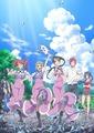 夏アニメ「あまんちゅ!」、メインビジュアル&PV第2弾が解禁に! 坂本真綾のOPテーマ、キャラクターボイスも初公開