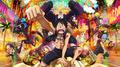 アニメ映画「ONE PIECE FILM GOLD」、邦画史上最大743スクリーンで上映決定! シリーズ初の4DX&MX4D上映も
