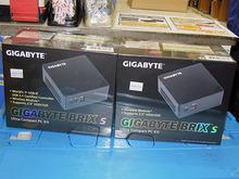 Skylake搭載の小型ベアボーン「BRIX」の新モデルがGIGABYTEから! 上位モデルにはThunderbolt 3も搭載